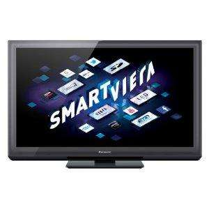 Panasonic Smart VIERA TX-P42ST30B 42-inch Full HD 1080p 3D 600Hz Internet-Ready Plasma TV with Freeview HD £449.99 with free delivery from Amazon