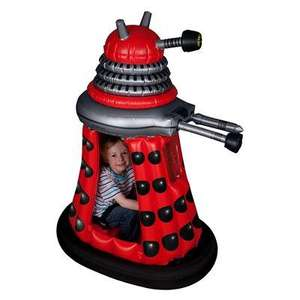 Doctor Who Dalek 6V Ride on @ John Lewis £44.75