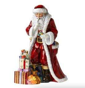 Royal Doulton Holiday Traditions Father Christmas Classic was £153.25 now £43.26