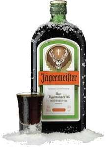 Jagërmeister 500ml only £10 @ Sainsbury's instore PERFECT FOR NYE!