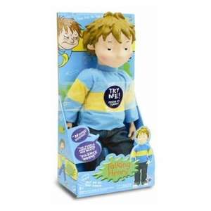 "14"" Talking Henry Plush Horrid Henry - £1 @ B&M Retail (Instore Only)"