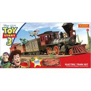 Hornby Toy Story 3 Electric Train Set £39.99 @ toys r us (del + £4.95)