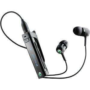 Sony Ericsson Bluetooth Stereo Headset MW600 - Black - £22.78 delivered @ handtec