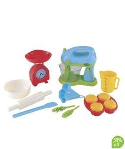 ELC Food Mixer & Accessories was £20 now £10 del to store @ Mothercare