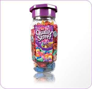 quality street 700g plastic tub only £2 @ wilkinsons plus more in description