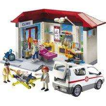 Playmobil 5012 Clinic with Emergency Vehicle £10 @ Morrisons