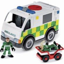 FisherPrice Imaginext Ambulance  £5 @ Morrisons
