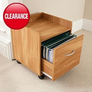 Filing cabinet £9.99 @ Asda direct