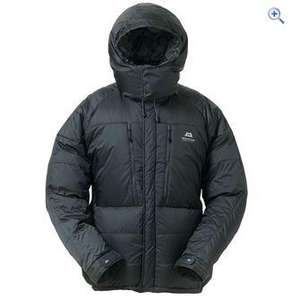 Mountain Equipment Annapurna Mens Down Jacket - £150 (Black/Medium only) @ Go Outdoors