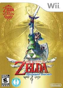The Legend Of Zelda: Skyward Sword on Wii for only £20 at Grainger Games TODAY ONLY