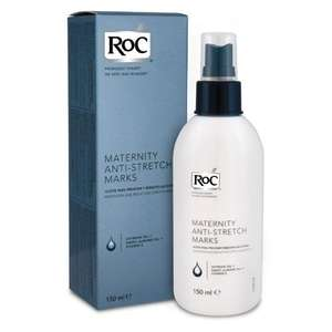 RoC Maternity & Anti-Stretch marks body oil £1 @ poundland RRP £14.99 - prevents and diminishes