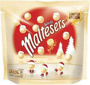 White Maltesers 220g (BIG) bag. Now 50p instore @ Asda (found in Plymouth).