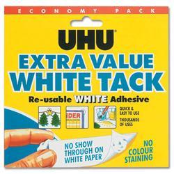 ASDA UHU White tack economy pack 25p
