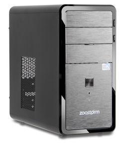 Zoostorm Desktop, Pentium DC E5800 3.2GHz - £189.94 @ Ebuyer (1TB HDD / 4GB RAM / DVD Writer) + Free Webroot Internet Security Essentials