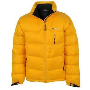 Field&Trek-Berghaus Liskamm Down Jacket Mens £70