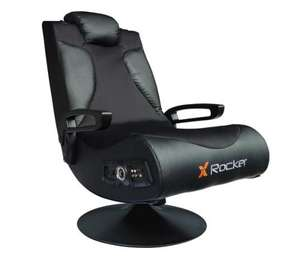 X Rocker Vision Gaming Chair with 2.1 Wireless Sound System - £99.97 delivered @ PC World & Currys