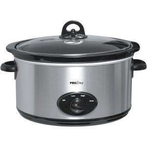 NEW PROLINE  SLOW COOKER 3.5 Litres £11.99 Delivered @ Comet / ebay