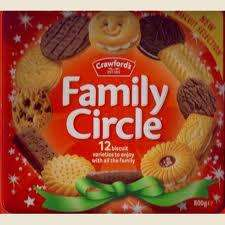 Family Circle Biscuits (Large 800g) Reduced to £2 @ ASDA (Instore)
