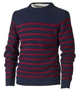 Fat Face Breton Stripe Knit Jumper £15 (+ £3.95 p&p) was £50 @ Fat Face