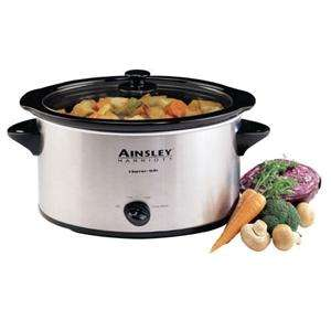 Ainsley Harriot 3 Ltr Slow Cooker AH168 £15.99 @homebargains