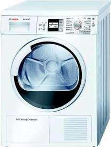 Bosch WTW86560GB condenser dryer for £591.99 ( £491.67 with cashback) from 365electrical.com