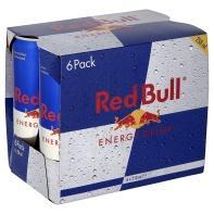 Red Bull Energy Drink  6 pack@ asda £4