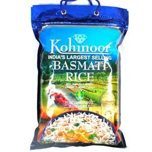 Kohinoor 10KG Basmati Rice only £4 @ Asda instore