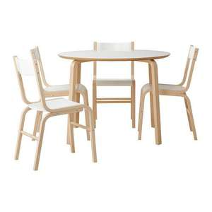 IKEA Skoghall table and 4 chairs - was £150 now £40