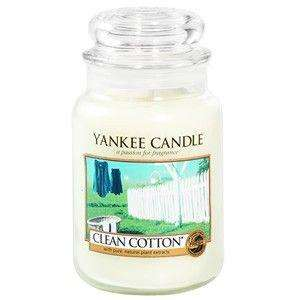 Large Yankee jar candle clean cotton only £7.99 @ Homestore and more