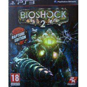 Bioshock 2 Rapture Edition (PS3) for £10.85 delivered @ Shopto.net + Quidco