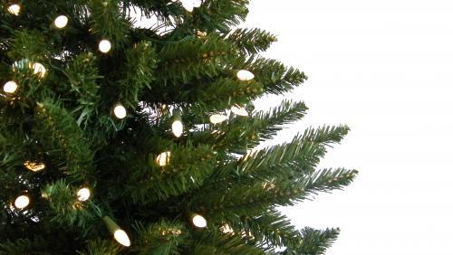 Sainsburys Pre-Lit Christmas Trees  £11.99