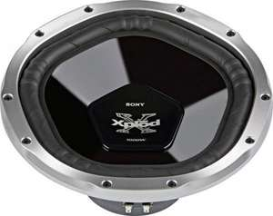 Sony XS-L120P5A Limited Edition Subwoofer, 1000 W  £19.99 @ Car Audio Centre