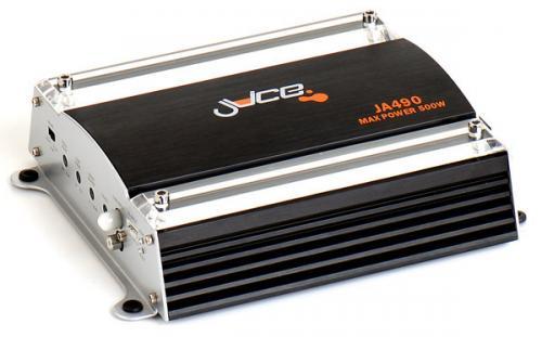 Juice JA490 500W 2 Channel Amplifier £29.99 @ Car Audio Centre