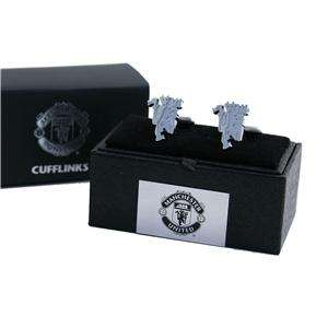 A present to Man Utd Fans after they gifted us 3 points yesterday! Chrome cufflinks £5.99 delivered @play.com