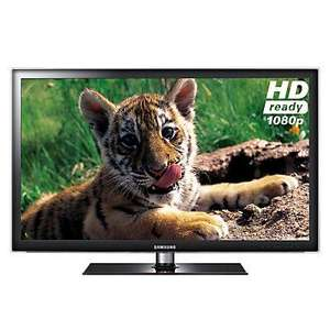 Samsung UE40D5520 LED HD 1080p SMART TV, 40 Inch with Built-in Freeview HD and 5 YEARS GUARANTEE £479 delivered at John Lewis