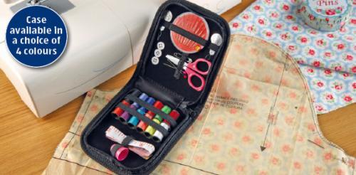 Sewing Kit - £1. 99 @ Aldi