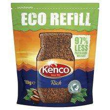 Kenco Rich / Smooth Eco Refill 150G - £2.10 at Tesco