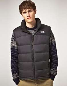 The North Face Nupste 2 Quilted Gilet @ ASOS £70