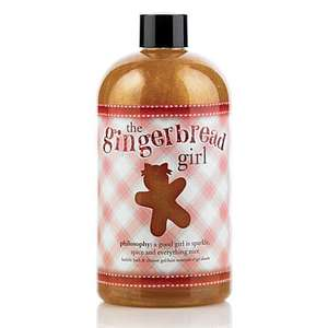 PHILOSOPHY Gingerbread Girl showergrl 480ml £4!! @ Selfridges