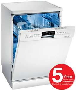 Hispek Electronics: Siemens SN26M253GB iQ300 speedMatic 60cm Dishwasher with FREE 5 Year Warranty £324 Also John Lewis Price Matching!!