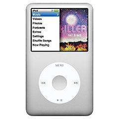 Apple IPod Classic 6th Gen 160gb Silver £159.99 @ sainsburys