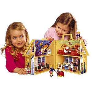 Playmobil My Take Along Dolls House (5763) - 1/2 price £19.99 @ Toys R Us - Instore/Reserve and collect