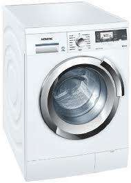 Siemens Idos WM14S890 washing machine £699.99 Peter Tyson appliances