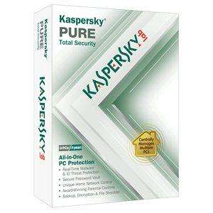 Kaspersky Pure and Internet Security 2012, Instore only .... BEST BUY £9.99