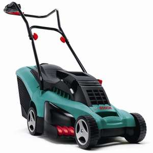 BOSCH ROTAK 34 1400W ELECTRIC ROTARY LAWNMOWER £73.98 delivered @Argos ebay outlet