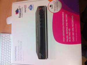 Grundig Freesat+ HD 500GB HD Recrorder - £65 @Tesco (instore only)