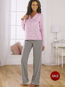 2 pairs of + sized PJs £7.00 with free delivery @ very.co.uk