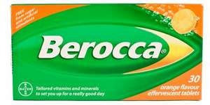 15 Berocca Tablets £3.00 TESCO instore