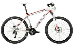 BeOne Karma Race Hardtail Mountain Bike - £699 reduced from £1149.99 with free delivery from Chain Reaction Cycles