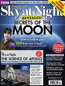 Sky at Night magazine 5 months for £5